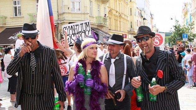 Karlovy Vary bavil karneval