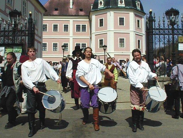 Bečov se při oslavách vrátí do středověku.