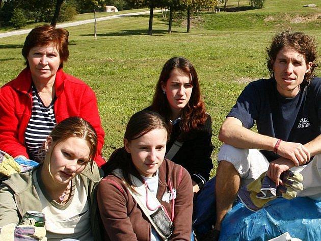 Projekt podrpoří spolupráci mládeže.