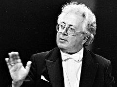 Dirigent a sbormistr Josef Hercl