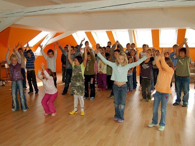 NOVÉ PROSTORY nabídnou zázemí pro školní družinu a také se zde mohou konat i nejrůznější představení, besedy a řada dalších akcí.