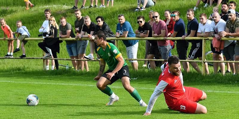 FK Baník Sokolov - FC Slavia Karlovy Vary 2:4 (1:2).