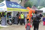 Loketský amfiteatr pořádal v sobotu akci pro milovníky závodu Dakar.