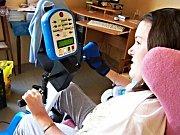 Domácí plicní ventilace usnadňuje pacientům léčbu.