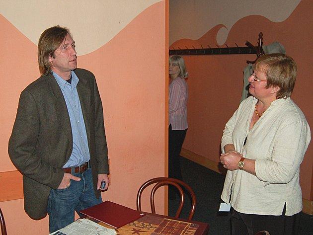 Jan Antonín Duchoslav je prý sice diplomatičtější, ale stále říká od srdce, co si myslí.