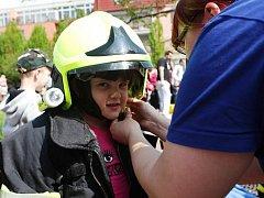 Těšit se můžete například na ukázky práce hasičů.