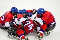 Paralympiáda: Norsko - Česko 2:1 po sn