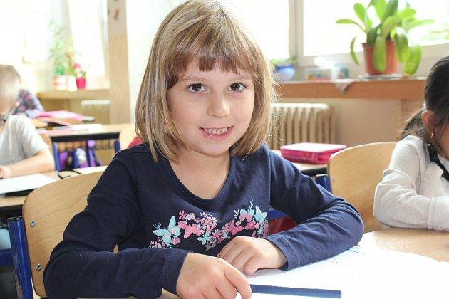 Žáci 1.Aze Základní školy Konečná