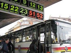 Terminál dopravních podniků u Tržnice