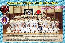 Samurai Fight Club Chodov.