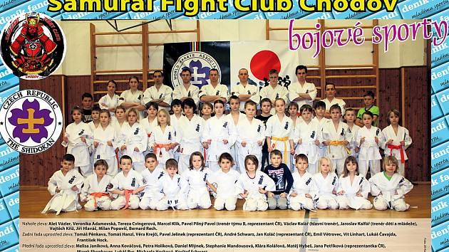 Samurai Fight Club Chodov.