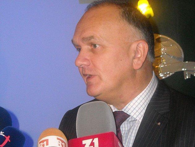 Anthony Schofield, generální ředitel společnosti Jan Becher.