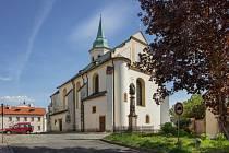 V těsné blízkosti Posvátného okrsku a nádherného Zámeckého parku najdete v Ostrově kostel sv. Michaela.