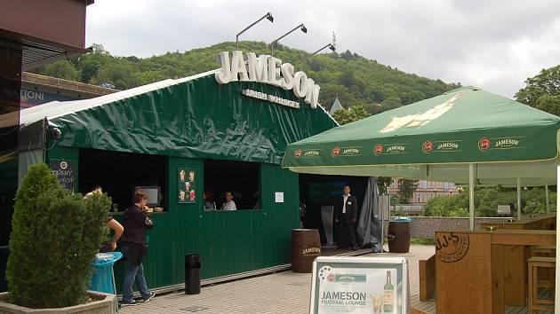 Jameson Festival Lounge.