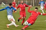 V sobotu 13. června bude hostit od 16 hodin divizní derby chebská Hvězda, která přivítá ostrovský FK. Ilustrační foto
