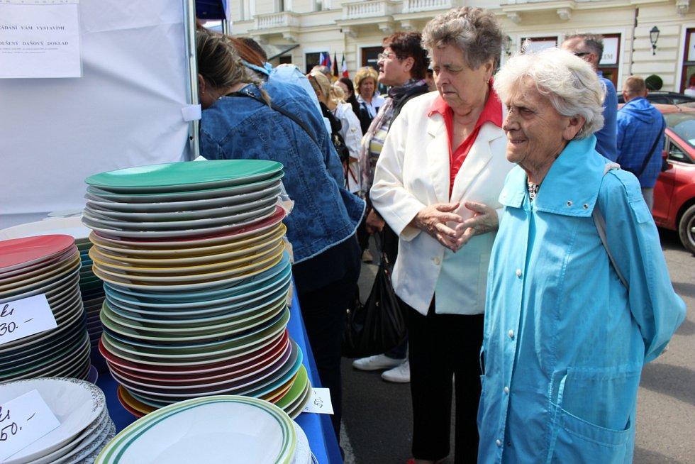 Porcelánové slavnosti v Karlových Varech.