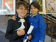Závěr Dětského televizního a filmového festivalu Oty Hofmana byl ve znamení předávání cen.