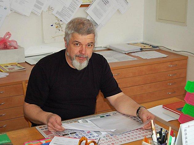 Ivan Truksa, starosta Jenišova.