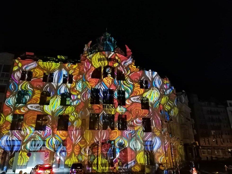 Karlovy Vary se rozzářily díky jedinečnému festivalu Vary Září 2021.