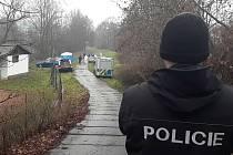 Policisté stále hledají pachatele hrůzného činu.
