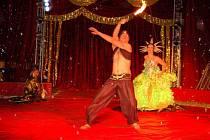 Cirkus Jo-Joo v Karlových Varech