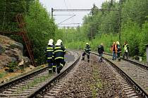 Na železnici zahyne každoročně řada lidí.