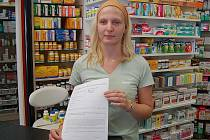 Jen pouhý zlomek lidí, kteří v úterý 1. září navštívili některou z lékáren v Karlovarském kraji, chtěl po magistrech formulář na proplacení třicetikorunového poplatku za recept.