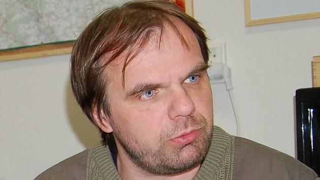 Pavel Žemlička, ředitel SPŠ Ostrov