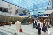 Karlovy Vary - projekt Horní nádraží