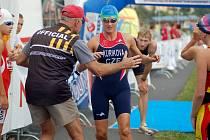 MČR Supersprint štafet - Mattoni City Triathlon
