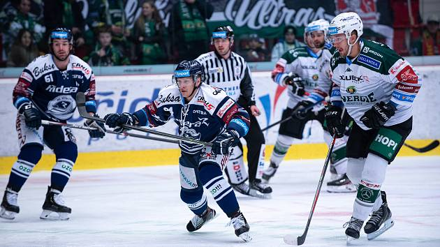 Hokejová Tipsport extraliga: HC Energie Karlovy Vary - HC Ridera Vítkovice