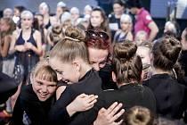 RADOST. Téměř bez konkurence jsou v současnosti tanečníci souboru Mirákl, kteří slavili další významný úspěch.