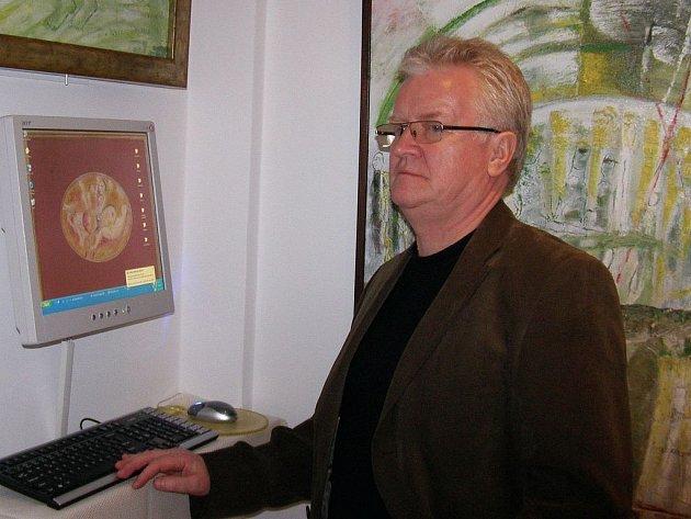NOVĚ OTEVŘENÁ GALERIE představuje dílo významné české malířky. Kromě pláten, která jsou rozvěšena přímo ve výstavním prostoru Galerie Jindra Husáriková, se mohou zájemci seznámit s několika stovkami dalších prací ve volně přístupné elektronické databázi.