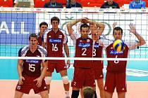 Čeští volejbalisté porazili Estonsko 3:0