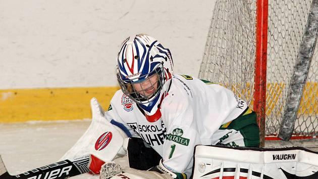 Hokejové naděje HC Energie se utkaly s Rebely a Ostrovem.