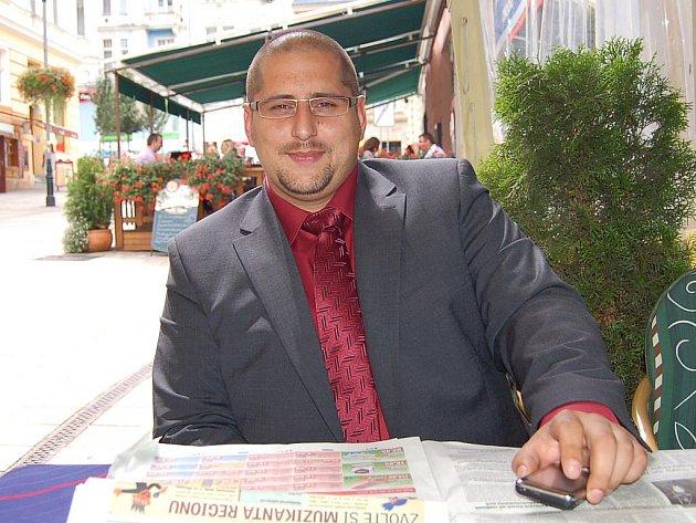 Tibor Minca (Věci veřejné)