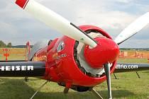 Mistrovství Evropy akrobatických letadel v Toužimi