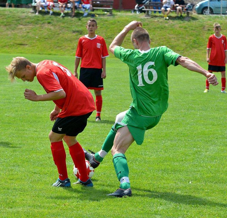 Rezerva karlovarského 1.FC urvala zlatý triumf na turnaji v Božičanech.