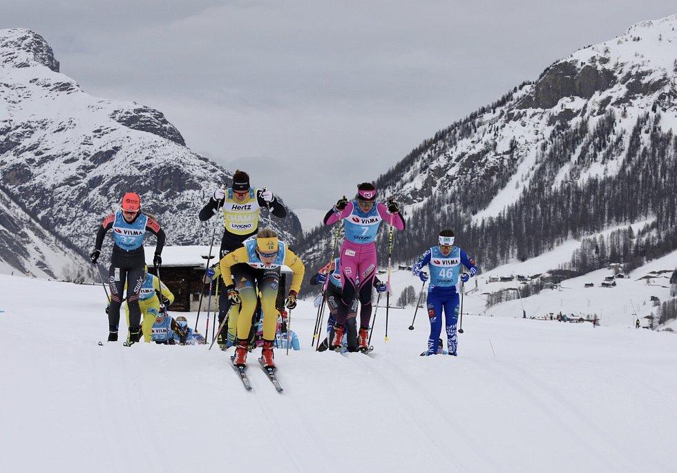 Páté místo si připsali v úvodním závodě v rámci prestižního Visma Ski Classic laufaři  eD system Bauer Teamu.