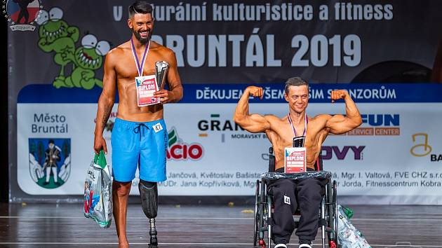 Petr Lindák vybojoval bronz v kategorii Mens Physically Challenged – Open (tělesně postižení).