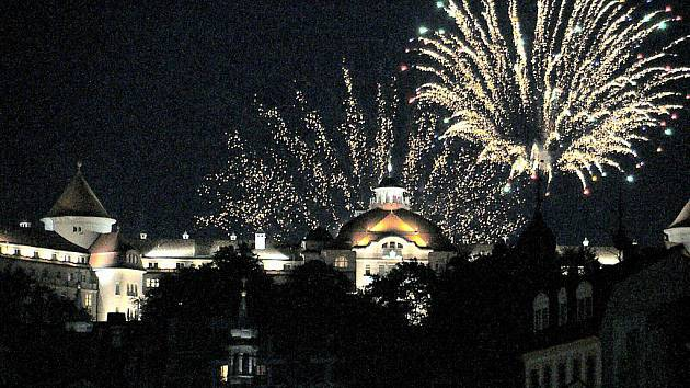 Slavnostní večer města na festivalu
