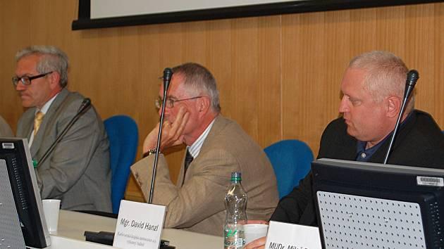 Místo debaty se konal seminář o cévních mozkových příhodách.