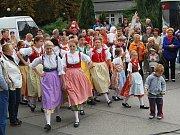 Karlovarský folklorní festival 2009.