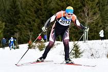 Úctyhodných 855 běžců na lyžích se představilo na závodech po dva víkendové dny v Krušných horách, přesněji na Božím Daru.