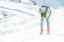 LUKÁŠ BAUER se postavil poprvé v novém roce do závodní stopy a bylo z toho 23. místo.