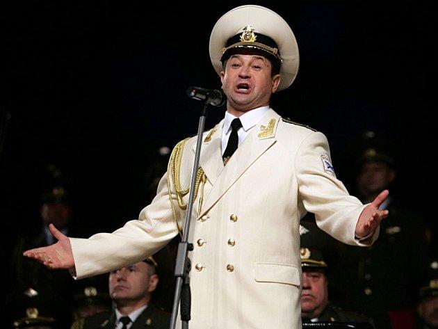Soubor Alexandrovci se chystá na evropské turné. Ilustrační foto.