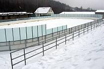 Nejdecký zimní stadion.