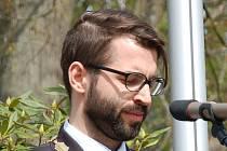 Vojtěch Franta, krajský zastupitel.