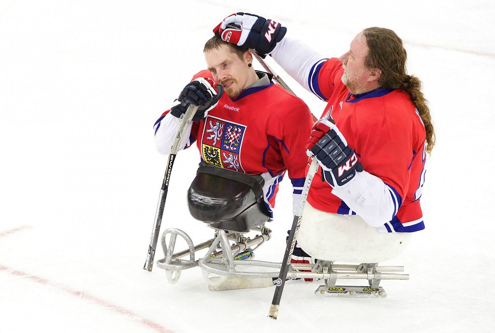 Paralympiáda, Soči: Kanada - Česko 1:0