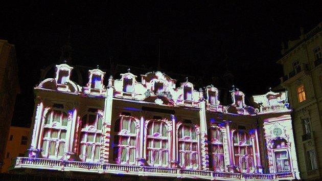 Festival světel v Karlových Varech